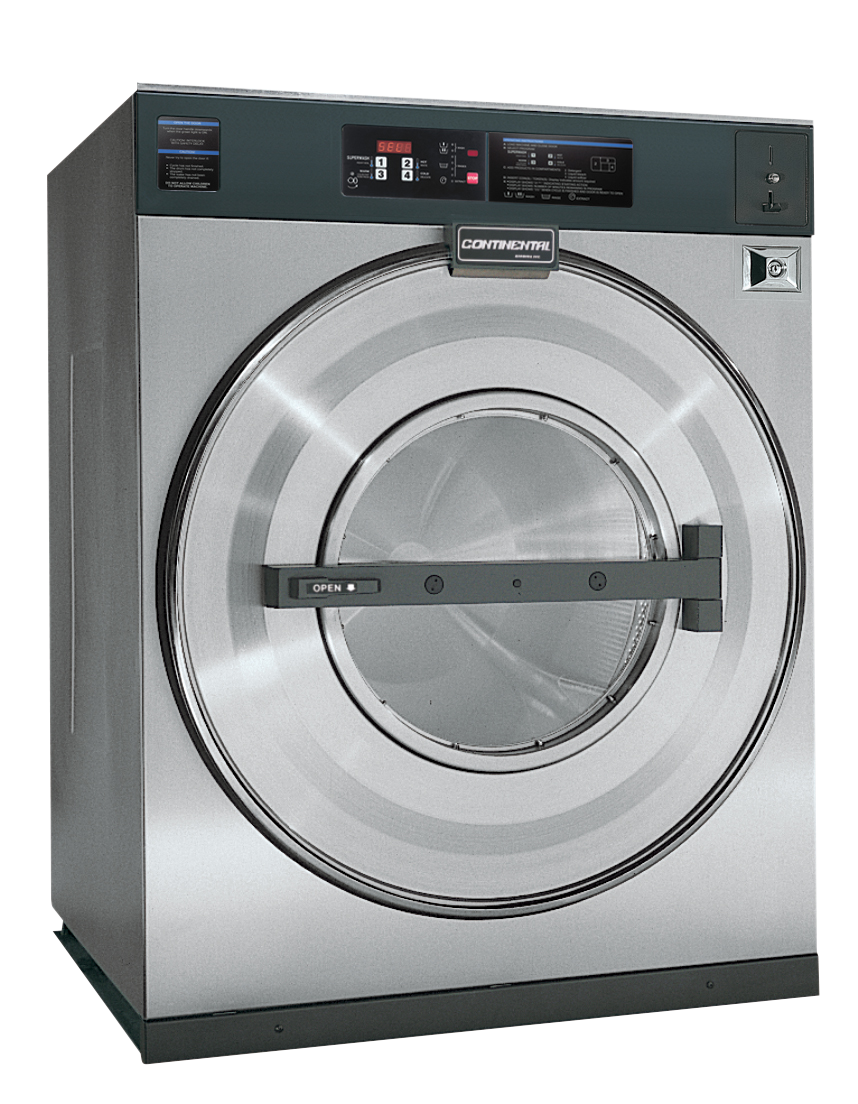 75 pound commercial washer