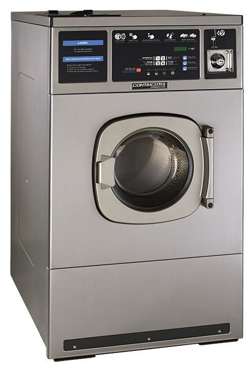 continental commercial washer