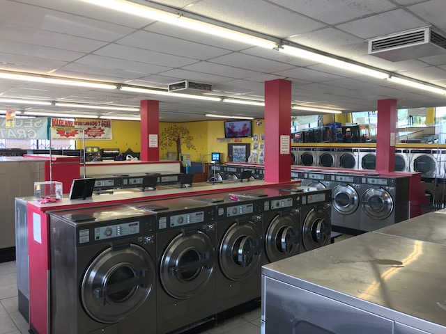 High volume coin operated laundry - Huntington Park, Los ...