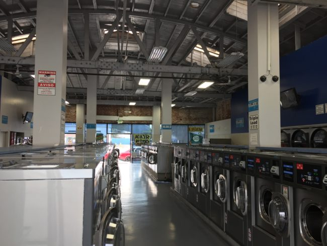 laundry, business